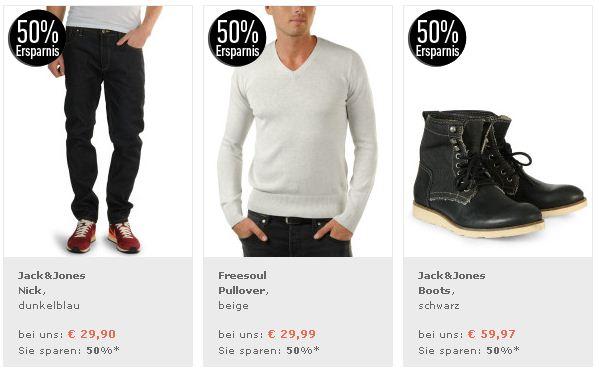 [dress for less] Nur dieses Wochenende: Alles zum halben Preis und 10€ Newsletter Gutschein!