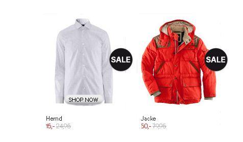 [H&M] Update! Neuer SALE: Schlussverkauf wieder bis zu 70% Rabatt! Gutscheine: 25% Rabatt und 5€!