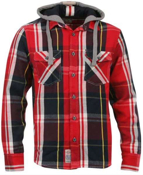 [THEHUT] Herren: 55 SOUL Hoody Shirt & Cardigan von BRAVESOUL ab 12,89€ inkl. Versand!