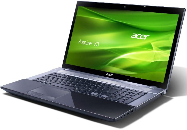 [Amazon Blitzangebot] Jetzt: 17,3 Notebook Acer Aspire V3 771G inkl. Versand 529€ (Vergleich 604€)!