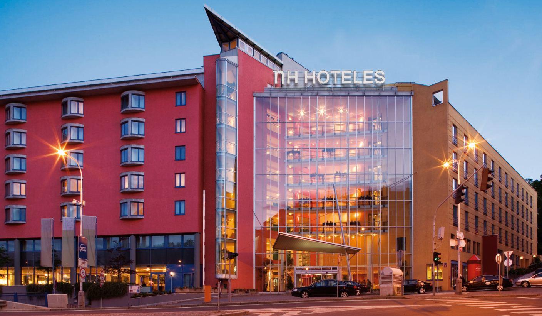 [ebay Wow] Hotelgutschein: 2 Personen, 2 Übernachtungen im 4* Hotel NH Prague, in Prag für nur 99€