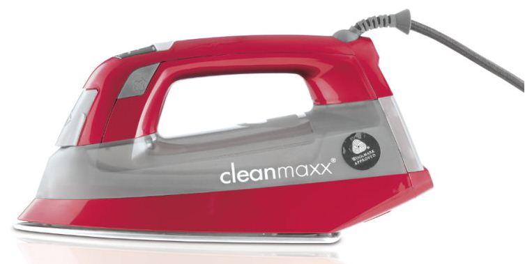[ebay Wow] Dampfbügeleisen: Clean Maxx Kompakt Bügelstation (2200W), inkl. Versand 22,99€