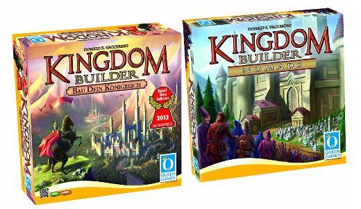 [Amazon] Kingdom Builder Bundle   Spiel des Jahres 2012 und Erweiterung Nomads inkl. Versand 29,99€