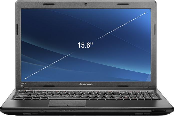 [ebay Wow] 15,6 Notebook: Lenovo IdeaPad G570, i5 2450M, 4GB, 750GB inkl. Windows 7 und Versand nur 439€!