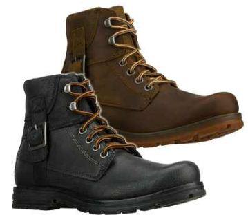 [ebay Wow] Herren Stiefel: SKECHERS Franklin Leno in schwarz oder braun je inkl. Versand 28,99€