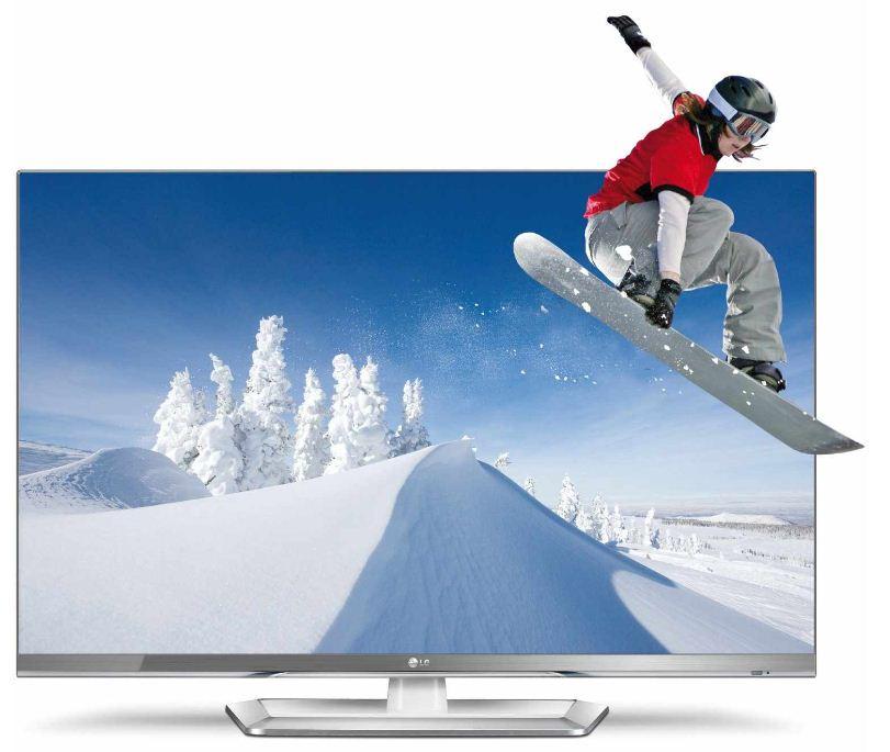 [Amazon] TV Deal des Tages: LG 47″ 3D LED Plus (Full HD, 400Hz, DVB T/C/S2) inkl. vier 3D Brillen und Versand nur 799€