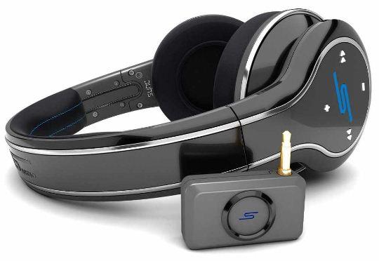 [ebay Wow] Kabelloser Kleer Kopfhörer: SMS Audio SYNC by 50 in Silver Obsidian,inkl. Versand für nur 149€ (Vergleich 299€)