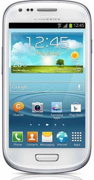 [Logitel] o2 Blue Select Vertrag + 1GB SurfFlat Vertrag mit Samsung Galaxy S3 mini, für nur 21,24€ monatlich!