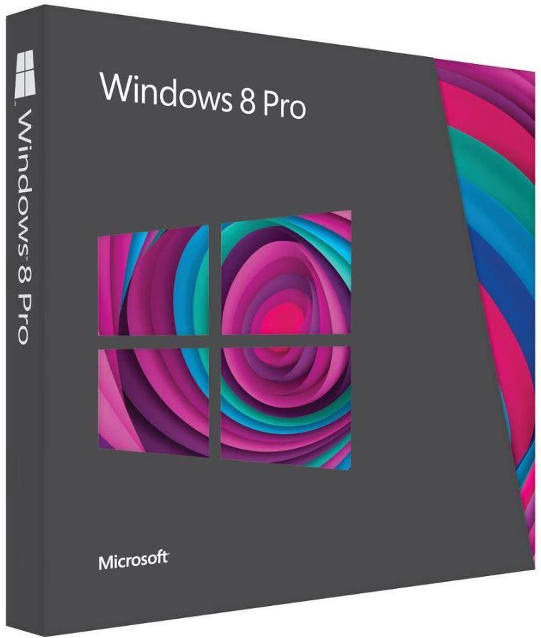 [ebay Wow] Software: Microsoft Windows 8 Pro Upgrade 32/64 Bit DVD inkl. Versand 49,95€