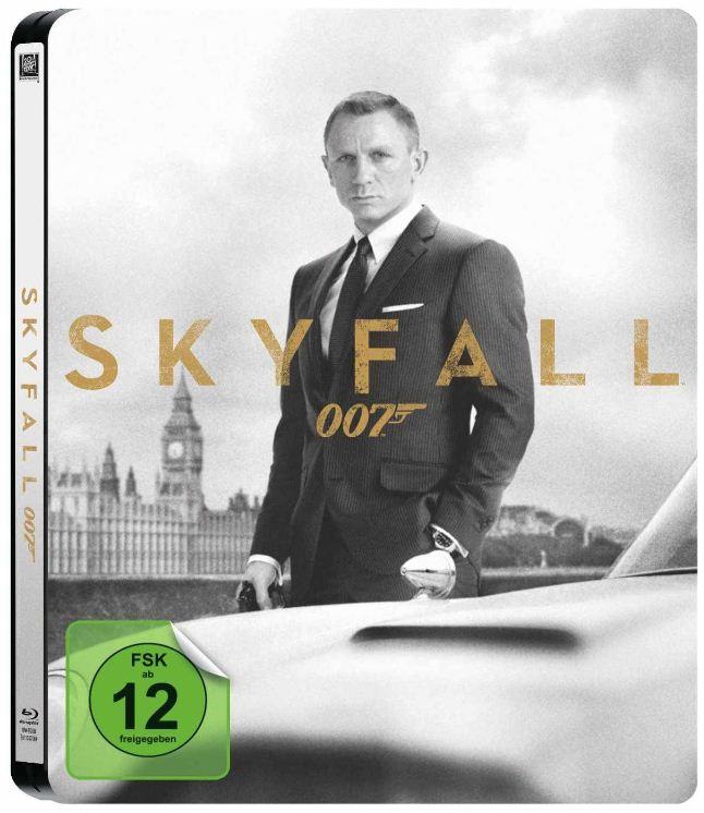 [Amazon] DVD – Blu ray Vorbestellungs Aktion der Woche: James Bond 007   Skyfall!