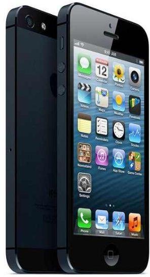 Apple iPhone 5 (16GB, schwarz, 8 MP Kamera) inkl. Versand 589€!