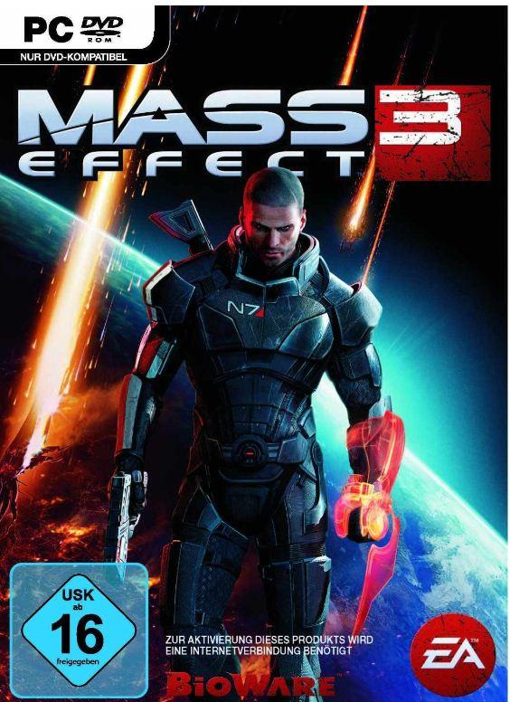 [Amazon] Mass Effect 3 (PS3, XBox, PC und Wii U) inkl. Versand ab 17,99€