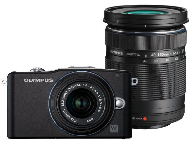 [Amazon Blitzangebote] Jetzt: 12 MP Systemkamera Olympus Pen E PM1   inkl. Versand 399€