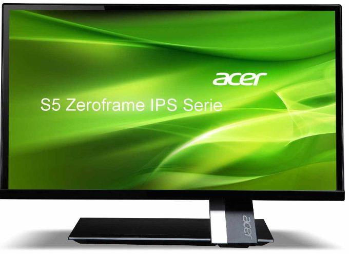 [Amazon Blitzangebot] 26 Acer Monitor aus der S5 Zeroframe Serie mit IPS Panel inkl. Versand 239€ , uavm.!