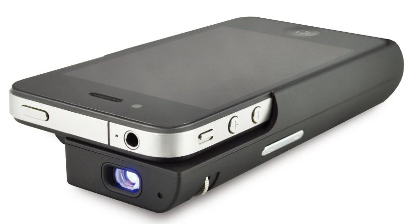 [Amazon Blitzangebote] Ab 18 Uhr: iPhone Projektor: Odys Pico 2 in 1 Projektor inkl. Versand nur 99,99€!