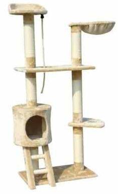 Katzen Kratzbaum 149cm inkl. Versand 32,95€