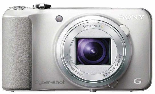 Sony DSC HX10VS Cyber shot 18 MP Digitalkamera inkl. Versand 170,05€