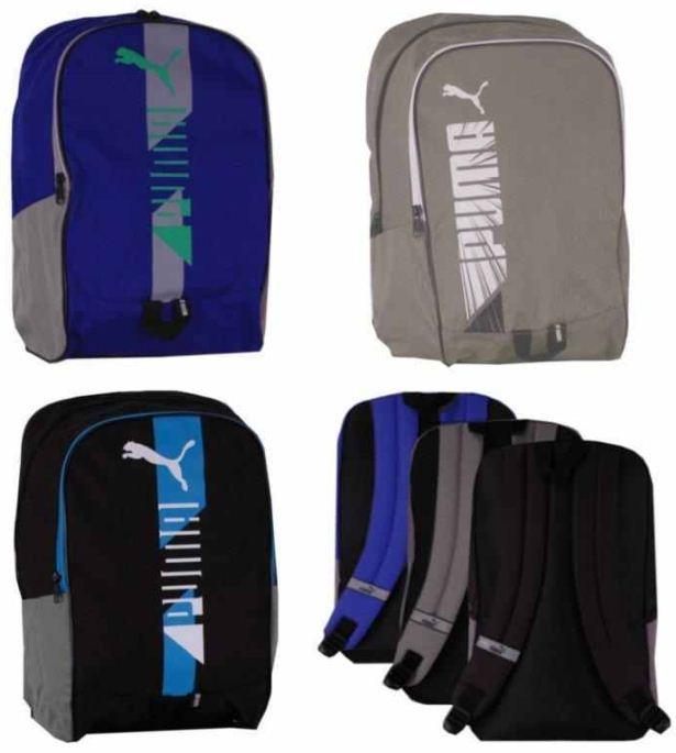 Puma Unisex Rucksack, Backpack Flow in schwarz, blau, grau, je inkl. Versand 18,99€