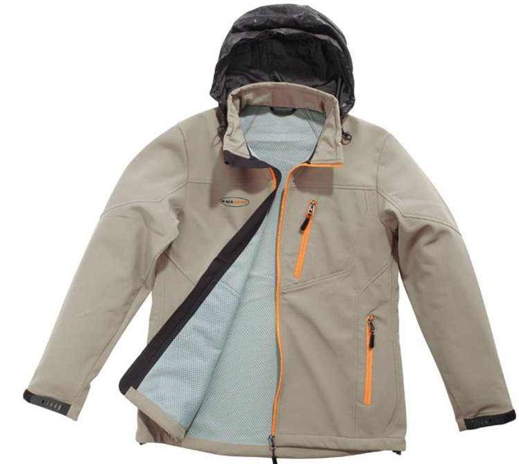 Damen und Herren Original Walk Maxx Softshell Jacken, inkl. Versand 19,99€