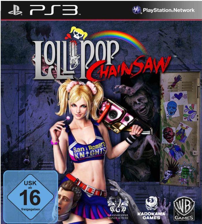 Lollipop Chainsaw für PS3 und XBox inkl. Versand ab 19,39€