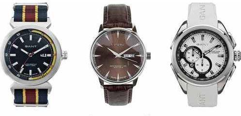 Gant Uhren Sale mit 20% Rabattgutschein ohne MBW!