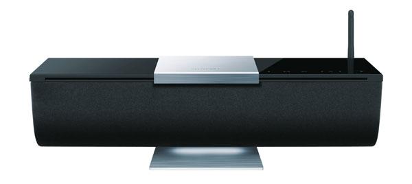 Onkyo ABX N300 für 80€   AirPlay Netzwerk Lautsprecher mit Dock für iPhone
