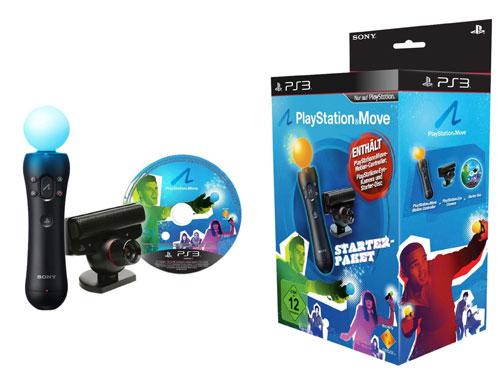 [real] Sony PS3 Move Starter Paket für 29,95€