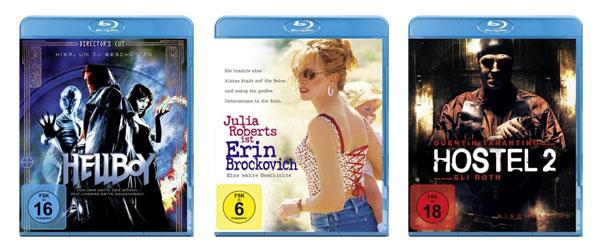 [redcoon] Update! Viele Blu rays für 7,99€ inkl. Versand