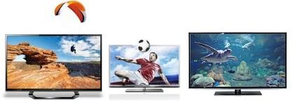 Günstige Fernseher bei MeinPaket durch Gutschein
