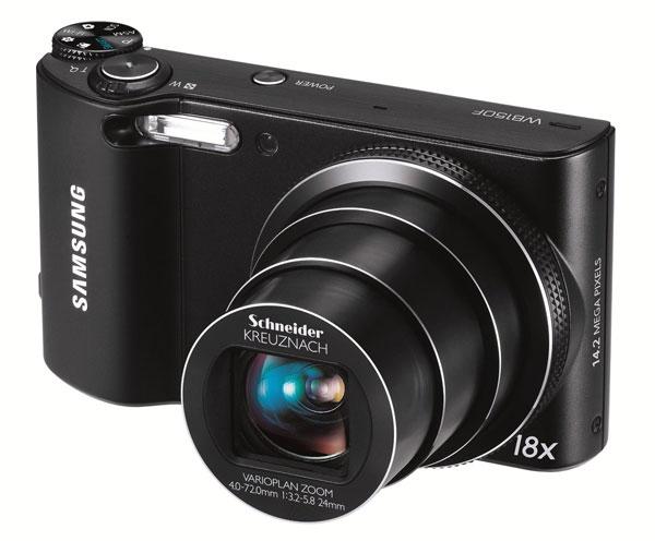 [Cosse] Digitalkamera: Samsung WB150F (18 fach optischer Zoom, 14MP) für 99,99€ inkl. Versand