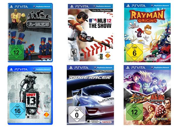 [PlayStation Store] Bis zu 50% Rabatt auf Spiele zum 1. Geburtstag der PS Vita
