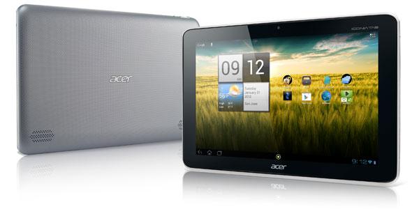 Acer Iconia A210 + 24 Monate Auto Bild für 239,76€   als ePaper oder App