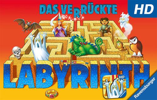 Das verrückte Labyrinth HD als iOS App für 2,69€