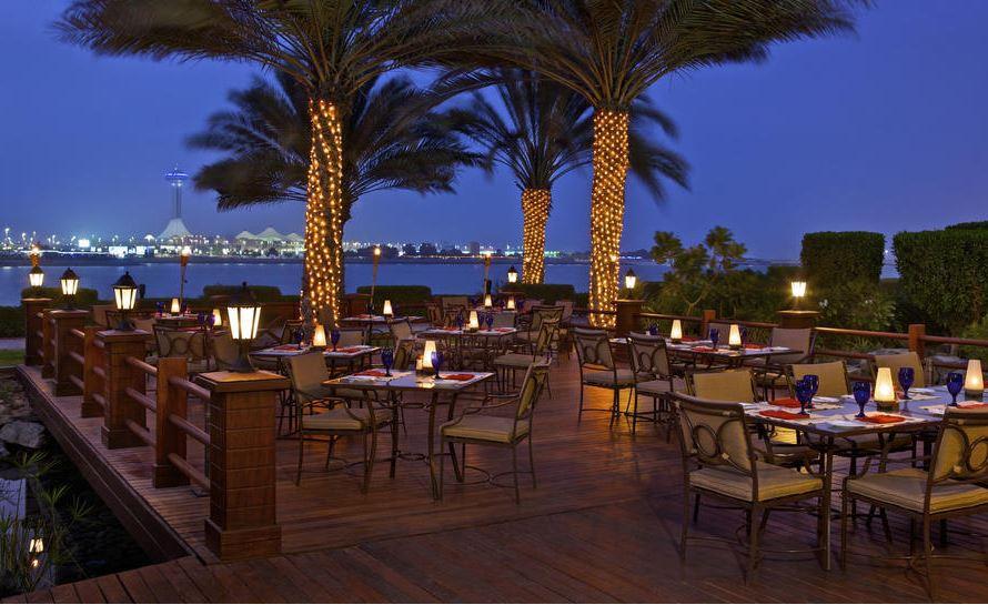 7 Tage   5*Hotel Hilton Abu Dhabi inkl. Flug, ab 599€