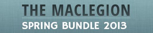 Spring Bundle 2013, 10 Mac Programme im Wert von $393 für nur $49,99