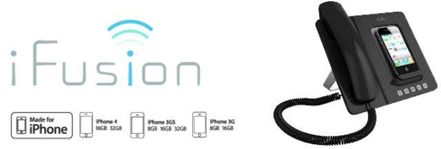 AltiGen iFusion SmartStation Dock für iPhone, inkl. Versand nur 55,90€ (Vergleich 159,95€)
