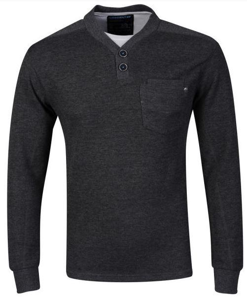 DISSIDENT Sweatshirt & EVERLAST 2er Pack Poloshirts, inkl. Versand je 14,99€.