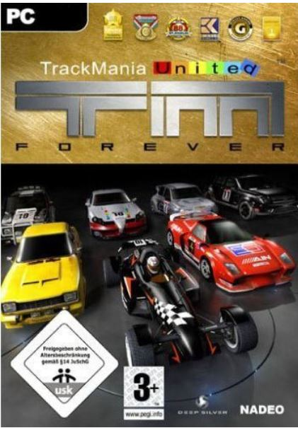 TrackMania United Forever im Download nur 8,97€