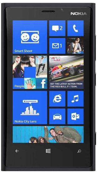 Update! Nokia Lumia 900 für 138,57€   als B Ware