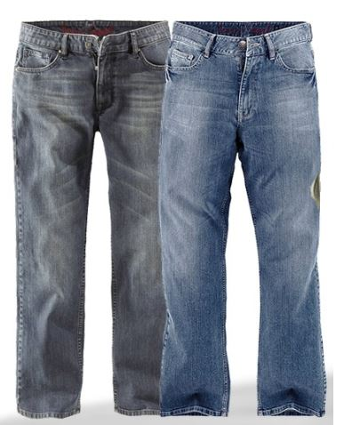 HIS Herren Denim Blue Jeans inkl. Versand nur 24,95€