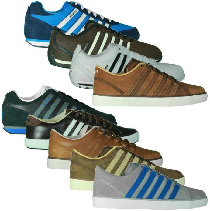 K SWISS Leder Sneaker, Arvee 1.5 (Gr. 39,5 bis 47) inkl. Versand 36,99€