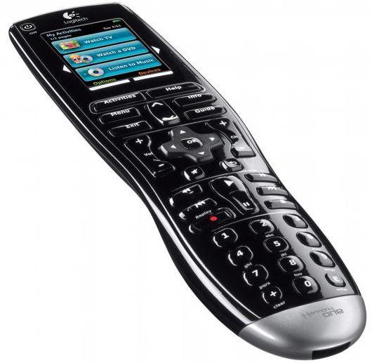 Universalfernbedienung Logitech Harmony One Plus mit Vollfarb Touchscreen, inkl. Versand 139€