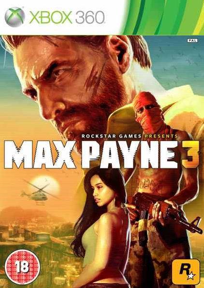 Tipp! Max Payne 3 für XBox 360 nur 4,99€ oder 400MS Points im Download!