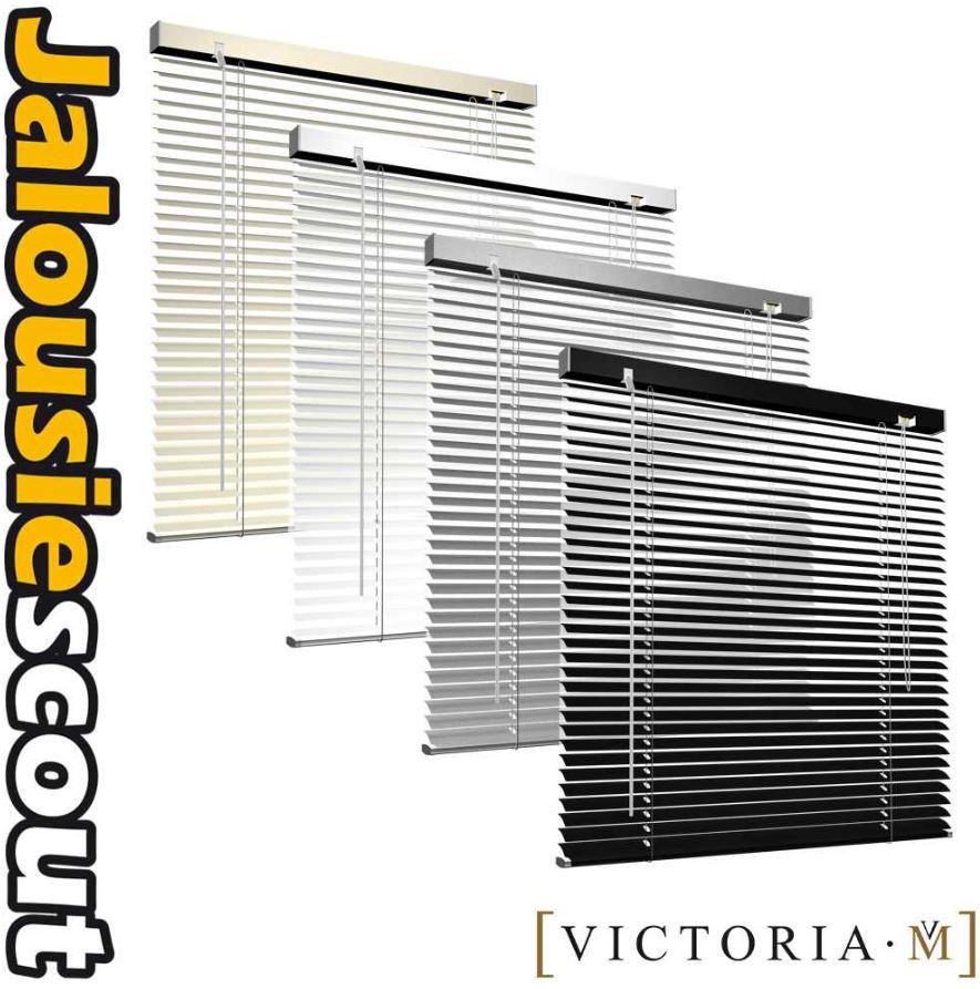 Fenster Aluminiumjalousien für innen, in drei Größen und 4 Farben, inkl. Versand je 18,99€