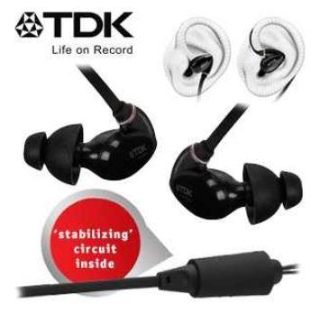 Knaller! TDK In Ear High End Headphones BA200 inkl. Versand 85,90€ (Vergleich 194,04€)