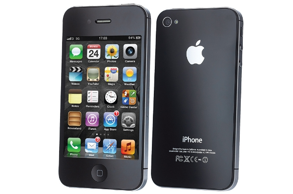 apple iphone 4s f r 402 99 gebraucht in sehr gutem. Black Bedroom Furniture Sets. Home Design Ideas