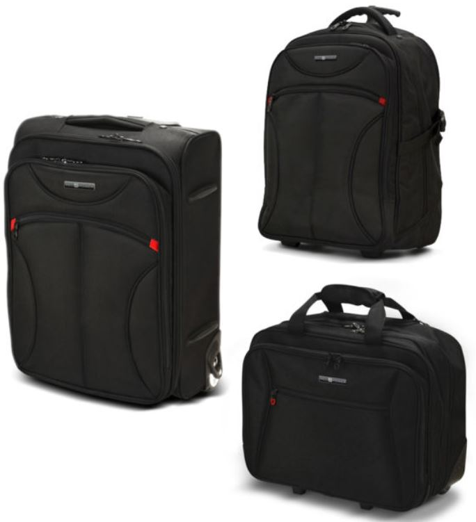 notebook trolley rucksack tasche oder koffer f r je 19 99. Black Bedroom Furniture Sets. Home Design Ideas